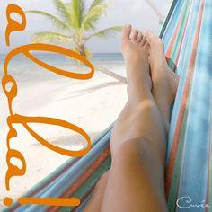 Kick your shoes off and stay awhile.  #Aloha #BigIsland #Hawaii #CuveeStyle