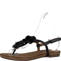 Tamaris-Sandalette-BLACK-Art.:1-1-28121-26/001 - seit gestern meine ❤️