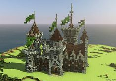 The Lost Keep Minecraft Project