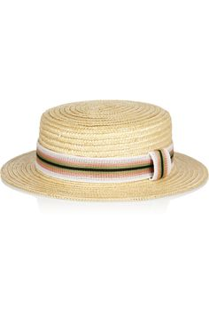 A straw boater from Missoni in crochet-knit. £105. Perfect spring- c6aadf5957e