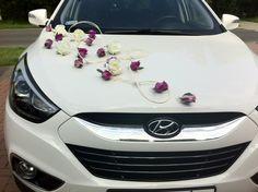 Wedding Goals, Car Wedding, Wedding Car Decorations, Deco Nature, Wedding Flowers, Wedding Dresses, Arte Floral, Wedding Place Cards, 50th Anniversary
