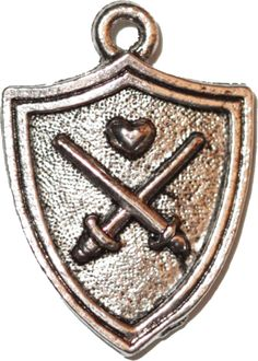 Shield - Silver