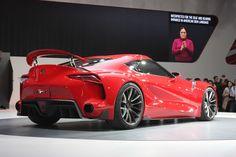 Toyota Ft-1 Concept Revealed inside Toyota Ft 1 Revealed Detroit