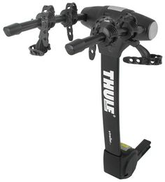 """Thule Vertex 2 Bike Carrier for 1-1/4"""" and 2"""" Hitches - Tilting Thule Hitch Bike Racks TH9028"""