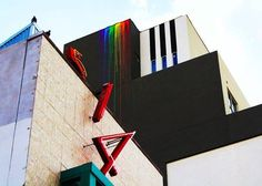 Spilled Rainbows: Stealthy Street Art in New Mexico