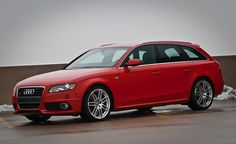 2010 Audi A4 2.0T Avant S-line - who doesn't want one?