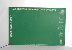 Medium Size Vintage Green Childrens by junkindatrunkgirls on Etsy, $25.00