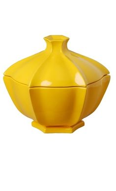 Yellow Decor Home Accessories Vases For Bowls Jars