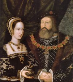 0Mary_Tudor_and_Charles_Brandon2 by the lost gallery, via Flickr