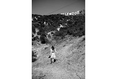 Climbing to the Hollywood Sign on OneKingsLane.com