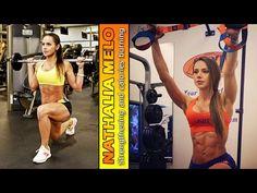 NATHALIA MELO - IFBB Bikini Pro: Exercises for Strengthening and Calorie...