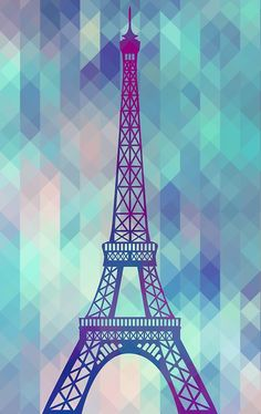 Eiffel Tower Paris by MartaOlgaKlara