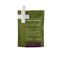 Ernest Supplies Soap-Free Gel Face Wash ($18.50).