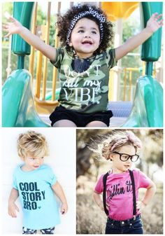 Fun and Sassy Clothing For Kids That Gives Back To Charity | #Kids #BackToSchool #Shopping #Gifts