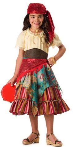 Ro's Gypsy costume ideas