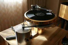 Platine disque - Turntable