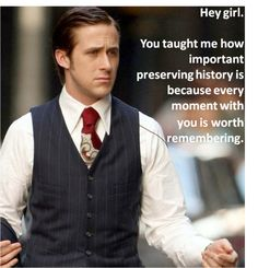 Ryan Gosling Suits Up Nicely Ryan Gosling Suit, Girl Interrupted, Hi Babe, Teenage Daughters, Funny Prints, Girls Series, Kirsten Dunst, Hey You, I Love To Laugh