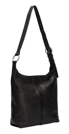 Umhängetasche Medium Liebeskind Hobo Black Glattleder Outfits Kombinieren, Medium, Bags, Fashion, Tote Bag, Black Leather, Nice Asses, Handbags, Moda