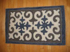 CENTRAL ASIA Shyrdaks (rugs) - Aizada Imports: Bringing you felt handicrafts from Kyrgyzstan