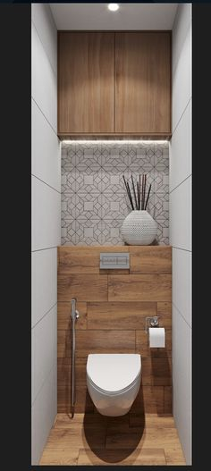 G Woods Bathrooms Ltd Small Downstairs Toilet, Small Toilet Room, Small Bathroom Layout, Toilet Design, Bathroom Design Luxury, Bathroom Inspiration, Shark Bathroom, Shower Tiles, Wall Hooks