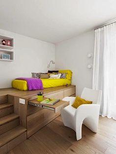 70 Ιδέες γραφείων για το παιδικό δωμάτιο και το εφηβικό!