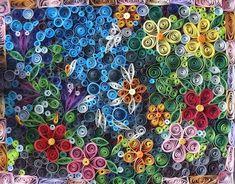 The flower board
