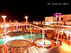 Norwegian Breakaway Cruise Ship  --- Ms. Toody Goo Shoes