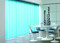 Cheapest Blinds UK | Turquoise Vertical Blinds