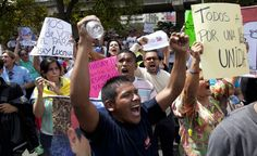 Fotos de Cacerolazo y protestas en Venezuela - Yahoo! Noticias
