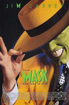 THE MASK: (Jim Carrey & Cameron Diaz).