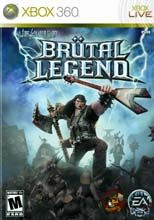 """Brutal Legend. OMG the voice for this character is Jack Black! This game seems ridiculous and awesome! It's about this Rodie """"Eddie"""" that gets placed into another time that is falling apart and he takes on the hero with a magical axe and a guitar to save this world! The voiceover is hilarious, of course jack black spins some great humor into this gory game. Definetly a try if you enjoy the movie Pick of Destiny."""