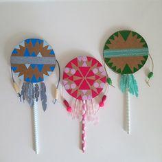 DIY Indian Spirit, le tambourin