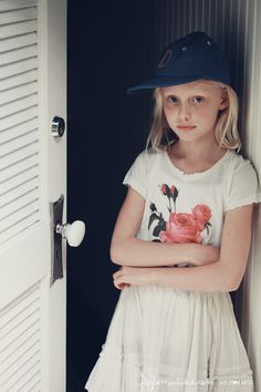 Violet Hume is a Wildfox Kid — I LOVE.