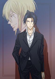 Sherlock Moriarty, James Moriarty, Manga Art, Anime Manga, Series Manga, Sebastian Moran, Anime Life, I Love Anime, Disney Animation