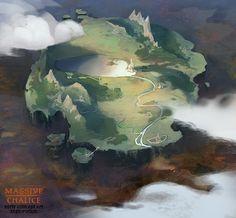 Massive Chalice Map