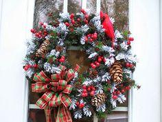 Christmas Wreath ~ Southern Seasons