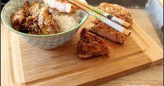 Comme j'adore la cuisine asiatique je vous propose une recette inspirée de la cuisine japonaise, c'est facile à faire et vraiment très pa...