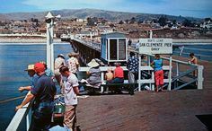 1960 - I wish my little beach town was still this little.