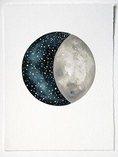 Moon and Stars 3 | Natasha Newton