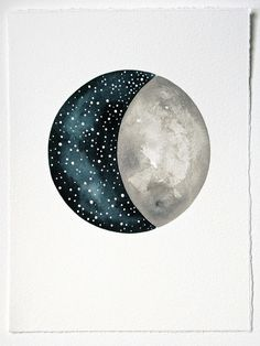 Moon and Stars 3 by Natasha Newton.