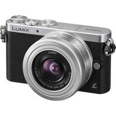 Panasonic Lumix DMC-GM1 Mirrorless Micro Four Thirds Digital Camera with 12-32mm Lens (Black)