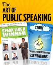 The Art of Public Speaking Bundle #artofpublicspeaking