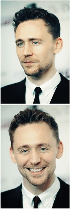 Loki is pretty dang good looking. Thor's not so bad either, but Loki here... Man.