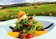 Ensalada especial del restaurante de Arcos Gardens Golf Course & Country Estate #food #comida #gastronomy