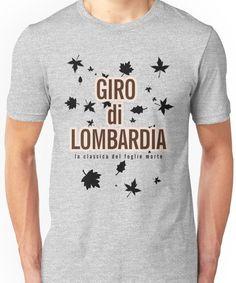 Giro Di Lombardia Unisex T-Shirt