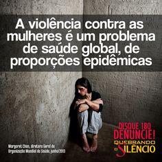 #quebreosilencio #mulher #violencia