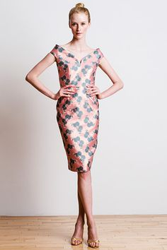 Barbara Tfank Resort 2013 Womenswear