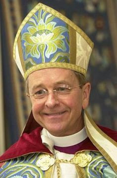 Bishop Gene Robinson   (May 29, 1947 - )  He is widely known for being the first priest in a blessed and openly gay relationship to be ordained a bishop in a major Christian denomination believing in the historic episcopate.