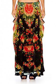 Camilla Lift the Veil Pocket Skirt