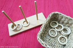 threading for young toddler
